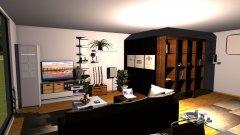 Raumgestaltung mona woody in der Kategorie Wohnzimmer