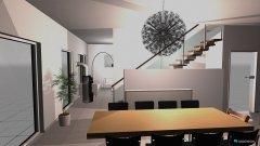 Raumgestaltung Monakam Wohnen in der Kategorie Wohnzimmer