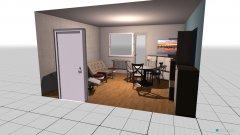 Raumgestaltung Moni Versuchs-Labor 3 in der Kategorie Wohnzimmer