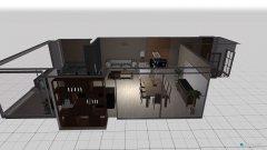 Raumgestaltung Monteverde House 2 in der Kategorie Wohnzimmer