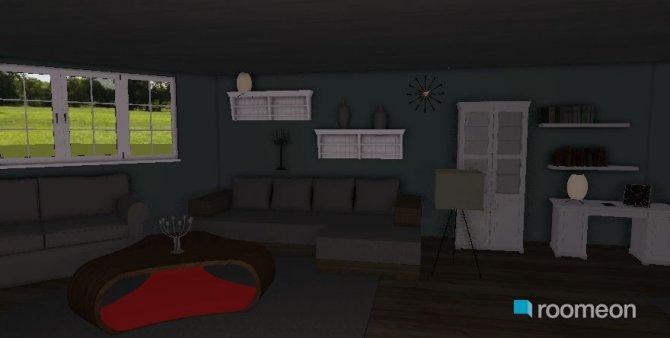 Raumgestaltung mooniad in der Kategorie Wohnzimmer