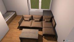 Raumgestaltung moor in der Kategorie Wohnzimmer