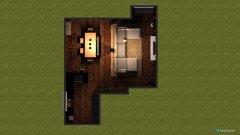 Raumgestaltung Moosen in der Kategorie Wohnzimmer