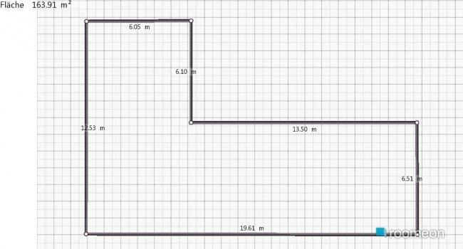 Raumgestaltung ms in der Kategorie Wohnzimmer