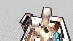 Raumgestaltung Mühlenstraße in der Kategorie Wohnzimmer