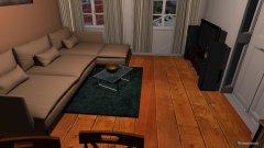 Raumgestaltung Münchener Str 9 Wohnzimmer in der Kategorie Wohnzimmer