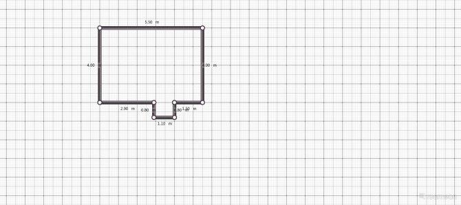 Raumgestaltung Multifunktionsraum 1.tes OG in der Kategorie Wohnzimmer