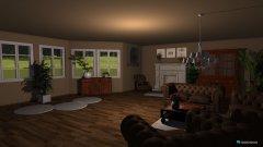 Raumgestaltung muna 2 in der Kategorie Wohnzimmer