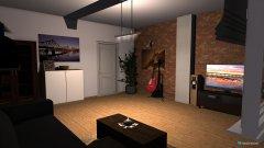 Raumgestaltung Muster2 Sven in der Kategorie Wohnzimmer