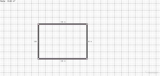 Raumgestaltung Mustermann in der Kategorie Wohnzimmer