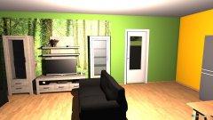 Raumgestaltung muteer in der Kategorie Wohnzimmer