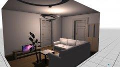 Raumgestaltung mutters  in der Kategorie Wohnzimmer
