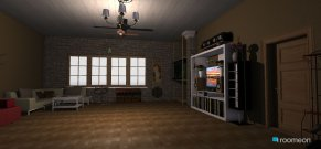 Raumgestaltung My Dream Living Room in der Kategorie Wohnzimmer