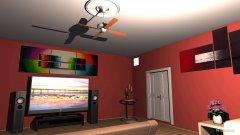 Raumgestaltung my living room in der Kategorie Wohnzimmer