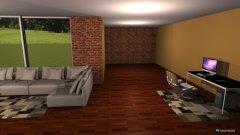 Raumgestaltung My luxury living room in der Kategorie Wohnzimmer