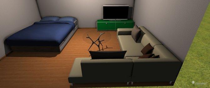 Raumgestaltung My room3 in der Kategorie Wohnzimmer