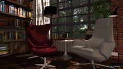 Raumgestaltung my spot (sheldons floorplan) in der Kategorie Wohnzimmer