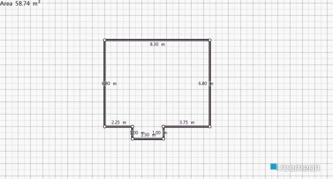 Raumgestaltung my  in der Kategorie Wohnzimmer