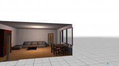 Raumgestaltung N u O in der Kategorie Wohnzimmer