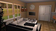 Raumgestaltung naša obývačka in der Kategorie Wohnzimmer