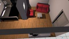 Raumgestaltung Nadine Wohnzimmer in der Kategorie Wohnzimmer