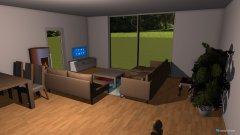 Raumgestaltung Nagyszoba in der Kategorie Wohnzimmer