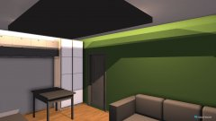 Raumgestaltung Nappali in der Kategorie Wohnzimmer