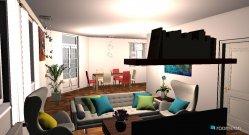Raumgestaltung Nas Stan in der Kategorie Wohnzimmer