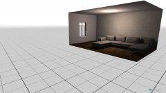 Raumgestaltung nati in der Kategorie Wohnzimmer