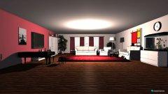 Raumgestaltung Nawi in der Kategorie Wohnzimmer