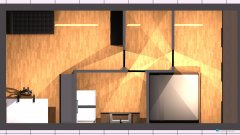 Raumgestaltung Neu 1. Stock in der Kategorie Wohnzimmer