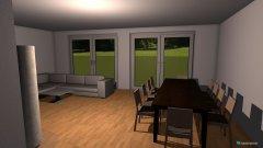 Raumgestaltung Neu Wohnerker OFFEN 2 in der Kategorie Wohnzimmer