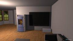 Raumgestaltung Neu Wohnerker in der Kategorie Wohnzimmer