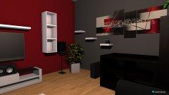 Raumgestaltung neu wz in der Kategorie Wohnzimmer