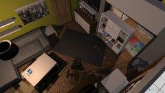 Raumgestaltung neue butze in der Kategorie Wohnzimmer