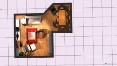 Raumgestaltung Neue Einrichtung in der Kategorie Wohnzimmer