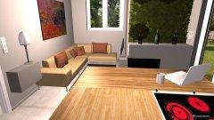 Raumgestaltung neue Whg. Wohnzimmer in der Kategorie Wohnzimmer