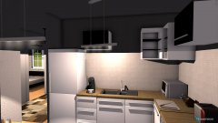 Raumgestaltung neue whg in der Kategorie Wohnzimmer