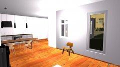 Raumgestaltung neue Wohnung st 74 Var II in der Kategorie Wohnzimmer