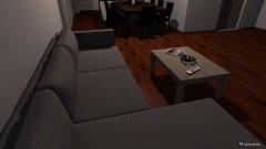 Raumgestaltung Neue Wohnzimmer in der Kategorie Wohnzimmer