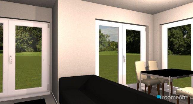 Raumgestaltung Neue Wohung in der Kategorie Wohnzimmer