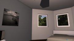 Raumgestaltung neue Zimmer in der Kategorie Wohnzimmer