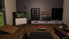 Raumgestaltung neues haus in der Kategorie Wohnzimmer