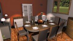 Raumgestaltung Neues Wohnzimmer (Nach Gabischer art) in der Kategorie Wohnzimmer