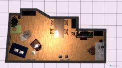 Raumgestaltung Neues Wohnzimmer richtige Maße in der Kategorie Wohnzimmer