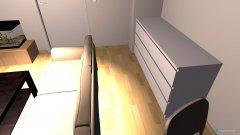 Raumgestaltung Neues Wohnzimmer in der Kategorie Wohnzimmer
