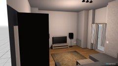 Raumgestaltung Neus TV Zimmer in der Kategorie Wohnzimmer