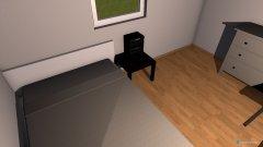 Raumgestaltung neuse zimmer in der Kategorie Wohnzimmer