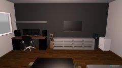 Raumgestaltung new home in der Kategorie Wohnzimmer