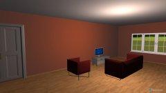 Raumgestaltung new idea 2509 in der Kategorie Wohnzimmer